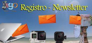 Yegopro Registro Newsletter