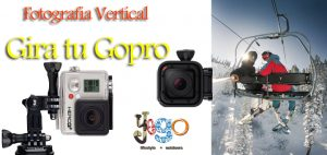 Foto Vertical Gopro