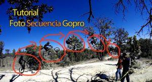 tu Foto Secuencia Gopro